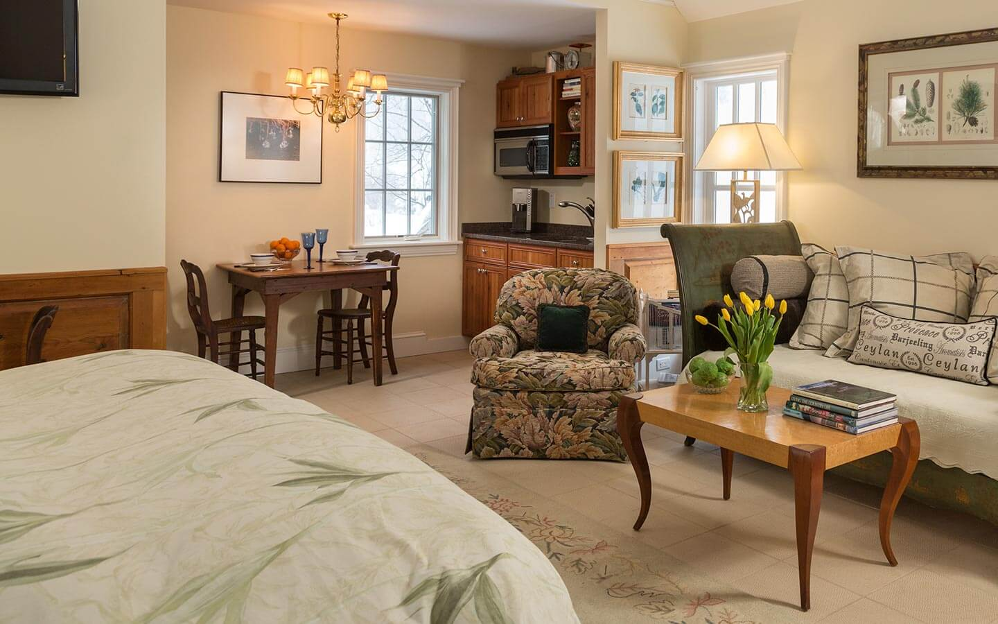 Vermont Getaways :: Lovely Cottage near Killington, VT