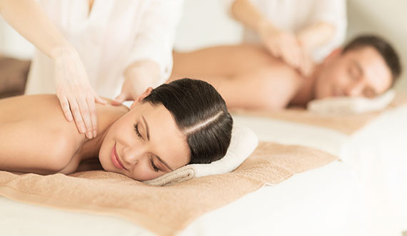 Go on a Vermont honeymoon and experience pampering massages