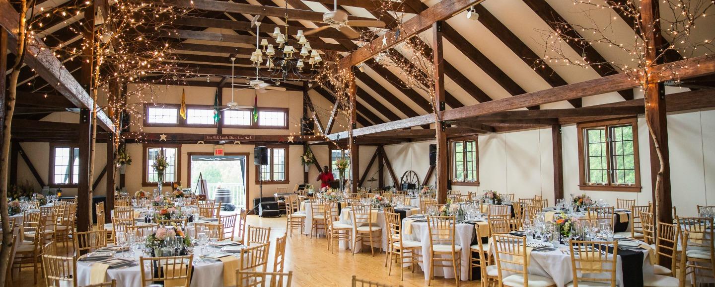 Vermont Barn Weddings room