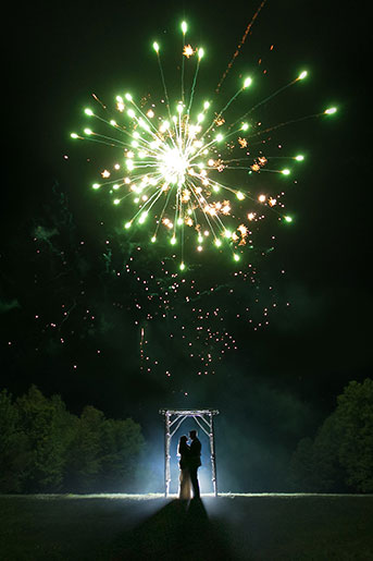 bridge-groom-under-fireworks