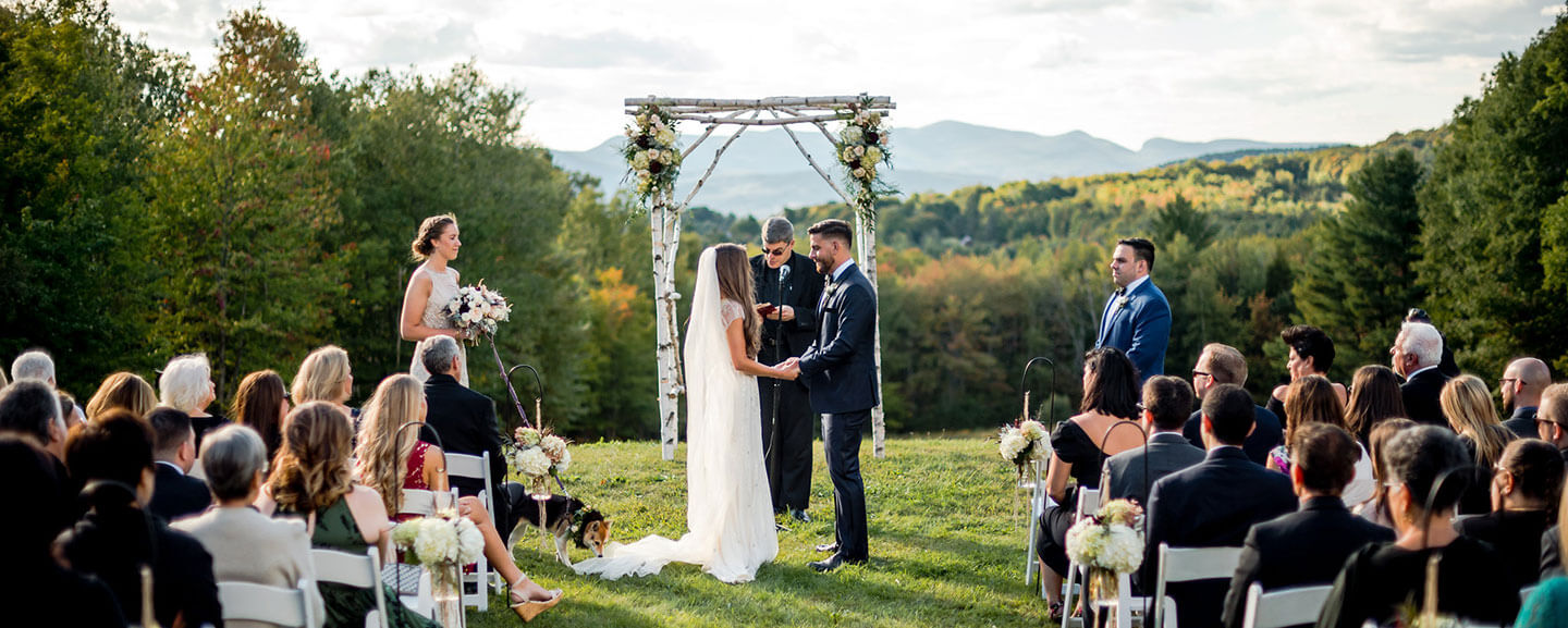 Barn Wedding Venue in VT