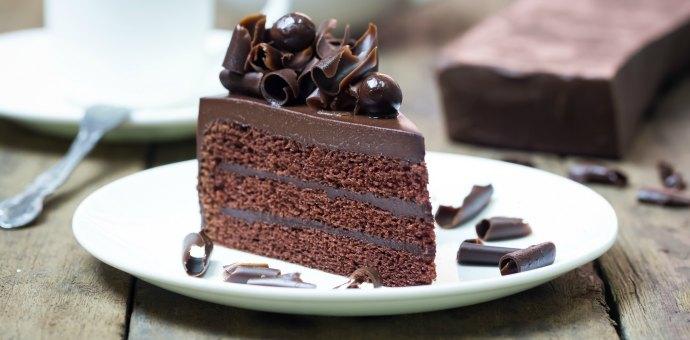 Birthday in Vermont Getaway Chocolate Cake
